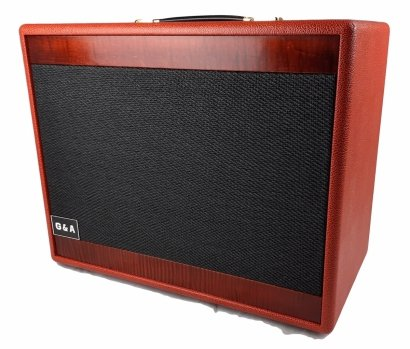 Kolumna 1x12 King Size Boutique RED WGS VETERAN 30