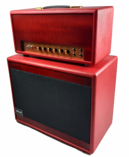 JTM 45 Boutique RED + 1X12 VETERAN 30