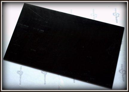 Płytka typu Turret Board blank 300x180x2mm CZARNA