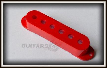 Osłona przetwornika single-coil (48mm) RED