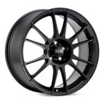 Felga OZ RACING OZ ULTRALEGGERA MATT BLACK 7x17 4x100 ET37