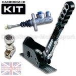 Hydrauliczny hamulec ręczny Compbrake Sportline z pompą AP Racing i korektorem siły hamowania