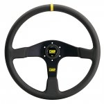 Kierownica OMP Velocita 380 (zamsz)