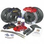 Zestaw hamulcowy AP Racing HONDA CIVIC TYPE R FN2 2007 (przód 4tłoczkowy)