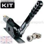 Hydrauliczny hamulec ręczny Compbrake Sportline z pompą i korektorem siły hamowania