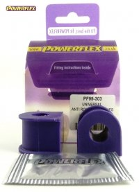 Tuleja poliuretanowa POWERFLEX Universal Bushes Anti Roll Bar Bushes PF99-303