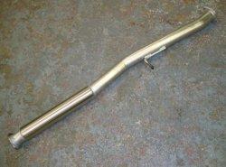 Tłumik środkowy układu wydechowego Hayward & Scott Subaru Impreza 01-05