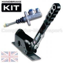 Hydrauliczny hamulec ręczny Compbrake Sportline z pompą AP Racing