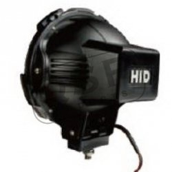 Oświetlenie dodatkowe QSP HID - 55W (10,5cm) BLACK