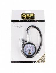 Manometr ciśnieniomierz analogowy QSP 0-4 Bar