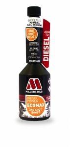 Dodatek do oleju napędowego Millers Oils Diesel Power ECOMAX One Shot Boost 250ml