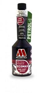 Dodatek do benzyny Millers Oils Petrol Power ECOMAX One Shot Boost 250ml