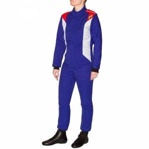 Kombinezon P1 Advanced Racewear SMART-J9 dla dzieci (FIA)