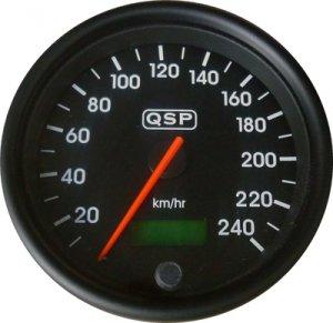 Prędkościomierz QSP 240km/h