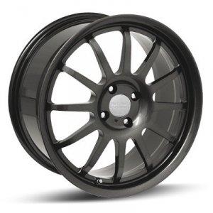 Felga Team Dynamics PRO RACE 1.4G 7x16 czarna