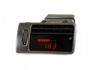 Zegar MultiDisplay Boost P3 dedykowany Audi A6/S6 C5 (sam wyświetlacz)