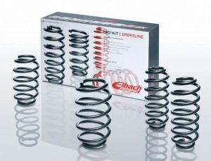 Zestaw sprężyn podwyższających zawieszenie EIBACH Pro-Lift-Kit KIA SORENTO III (UM) 2.0 GDI, 2.0 GDI 4WD, 2.4, 2.4 GDI, 2.4 4WD, 2.4 GDI 4WD, 2.2 CRDI, 2.2 CRDI 4WD 01.15 -