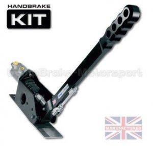 Hydrauliczny hamulec ręczny Compbrake Sportline 450mm z pompą