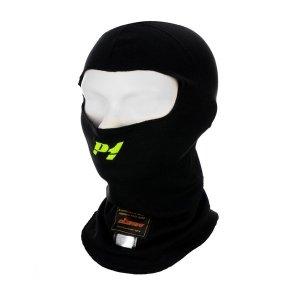 Balaklawa P1 Advanced Racewear Modacrylic czarna (FIA)