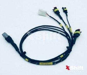 Wiązka elektryczna do sekwencyjnej skrzyni biegów XShift Gearboxes Subaru Impreza STI