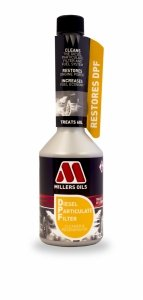 Dodatek do oleju napędowego Millers Oils DPF Cleaner & Regenerator 250ml