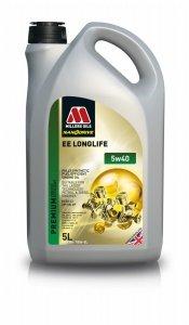 Olej Millers Oils EE Longlife 5w40 5l