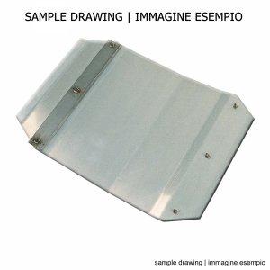 Płyta pod silnik OMP FORD Ranger 2.5 TD pick-up >07