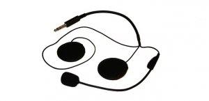 Słuchawki OMP B-RACE do kasku otwartego