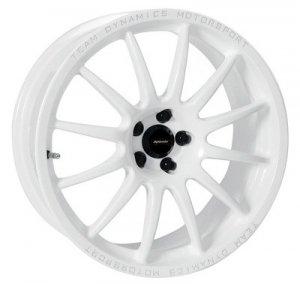 Felga Team Dynamics PRO RACE 1.2 9x18 czarny lub biały