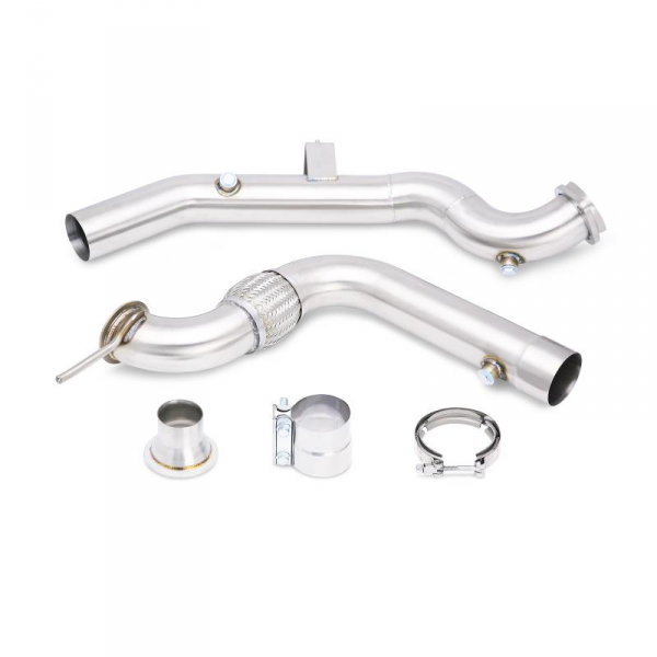 Downpipe z katalizatorem Mishimoto FORD MUSTANG Ecoboost 2015+