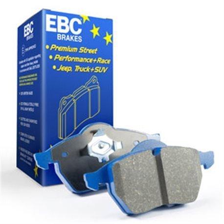 Klocki hamulcowe EBC BLUESTUFF tył SUBARU Legacy 2.5 (BD9) 96-99