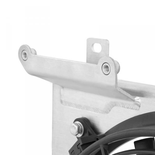 Wentylatory z aluminiową obudową Mishimoto SUBARU IMPREZA WRX / STI 2001-2007