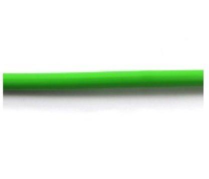 Przewód w stalowym oplocie i osłonie PVC Moquip -3 zielony