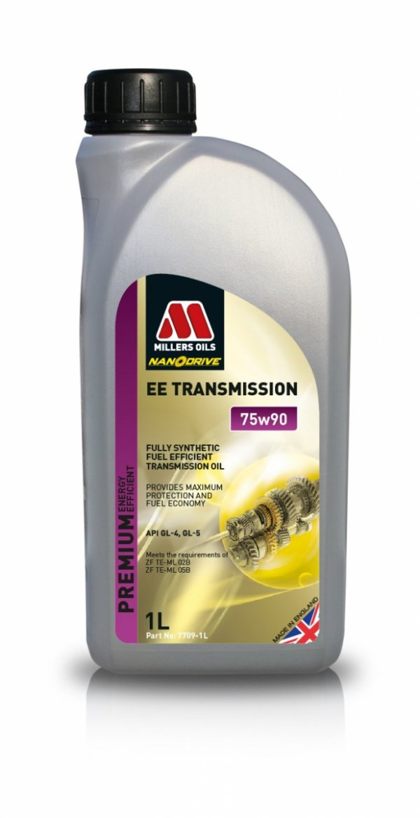Olej przekładniowy Millers Oils EE Transmission 1l 75w90