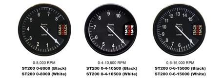 STACK ST200-10500 OBROTOMIERZ