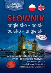 SŁOWNIK KIESZONKOWY ANGIELSKO - POLSKI POLSKO-ANGIELSKI