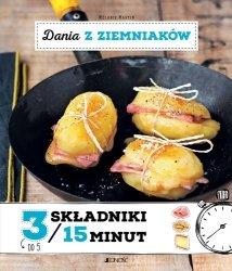 DANIA Z ZIEMNIAKÓW 3 SKŁADNIKI / 15 MINUT