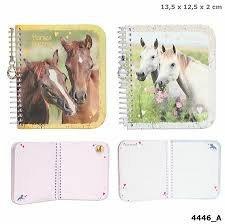 NOTES SPIRALNY HORSES DREAMS KONIE BIAŁE 4446A
