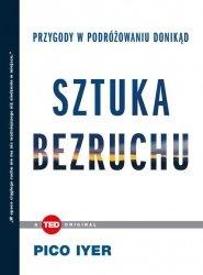 SZTUKA BEZRUCHU TED BOOKS
