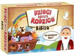 GRA BIBLIA DZIECI KONTRA RODZICE