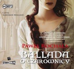 CD MP3 BALLADA O CZAROWNICY
