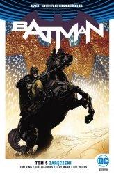 ZARĘCZENI BATMAN TOM 5