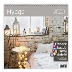 KALENDARZ 2020 HYGGE 30X30