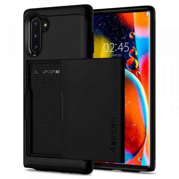 Etui Spigen Slim Armor Cs Galaxy Note 10 Black