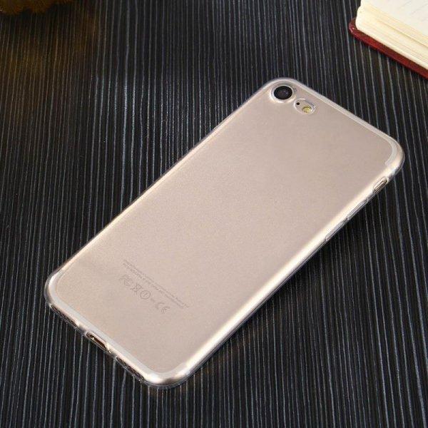 Żelowy pokrowiec etui Ultra Clear 0.5mm Xiaomi Redmi 8 przezroczysty
