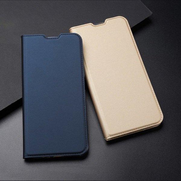 DUX DUCIS Skin Pro kabura etui pokrowiec z klapką Huawei P Smart Pro czarny