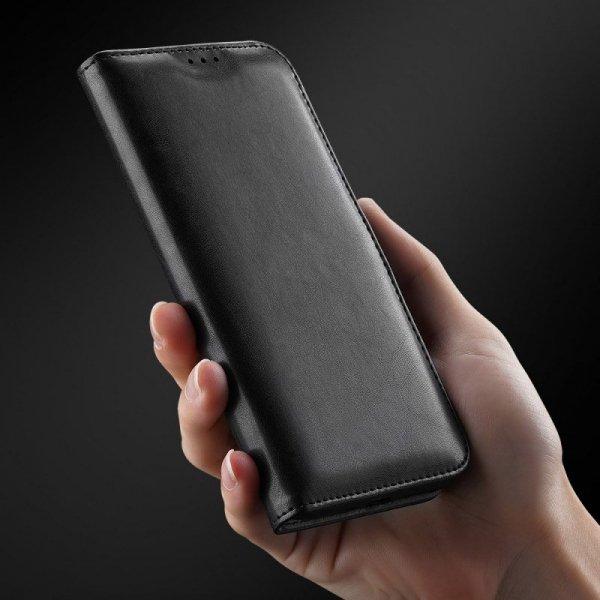 Dux Ducis Kado kabura etui portfel pokrowiec z klapką Huawei P30 Lite czarny