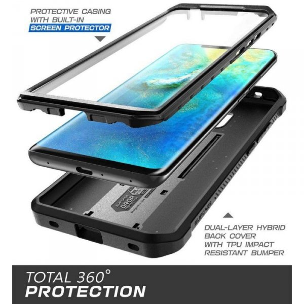 Etui Supcase Unicorn Beetle Pro Huawei Mate 20 Pro Black