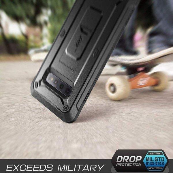 Etui Supcase Unicorn Beetle Pro Galaxy S10+ Plus Black
