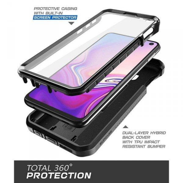Etui Supcase Unicorn Beetle Pro Galaxy S10e Black